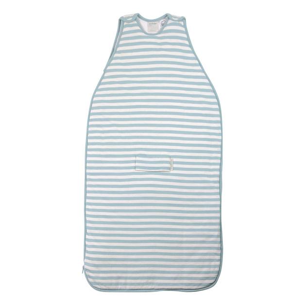 Woolbabe Duvet Side Zip Sleep Bag - Tide (3-24 Months)
