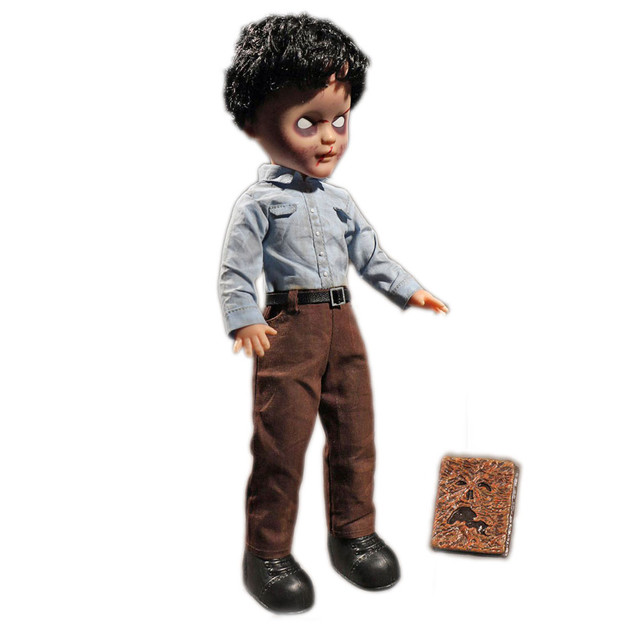 "Living Dead Dolls: Evil Dead 2 - Deadite Ash 10"" Doll"