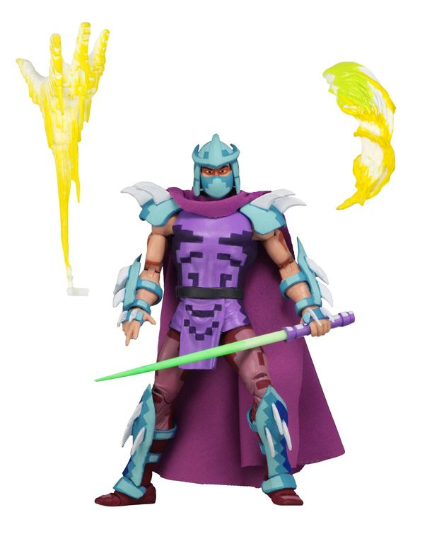 "TMNT: Turtles In Time - Super Shredder 7"" Action Figure"