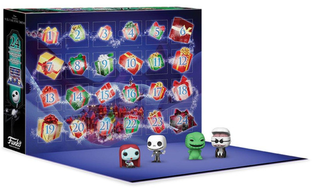 Nightmare Before Christmas - Pocket Pop! Advent Calendar (2020)