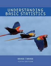 Understanding Basic Statistics by Charles Henry Brase image