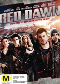 Red Dawn on DVD