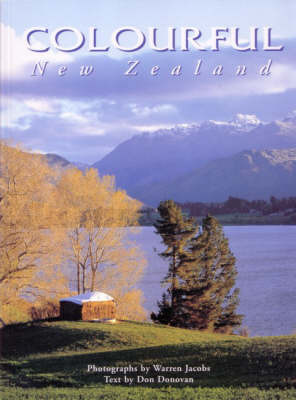Colourful New Zealand by Sally Nicholson