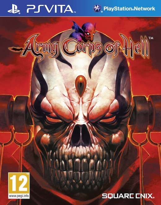 Army Corps of Hell for Vita