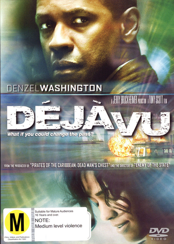 Deja Vu on DVD