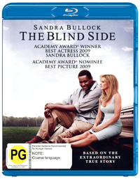 The Blind Side on Blu-ray