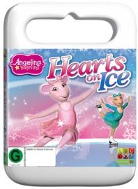 Angelina Ballerina: Hearts on Ice on DVD