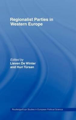 Regionalist Parties in Western Europe