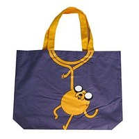 Adventure Time Jake's Arm Canvas Tote Bag