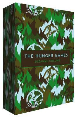 Hunger Games Camouflage Edition Boxed Set by Suzanne Collins
