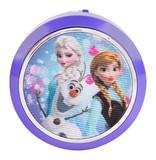 Frozen 3.5mm Licensed Round Portable Speakers