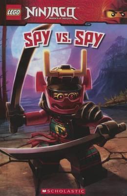 Spy vs. Spy by Scholastic Editors