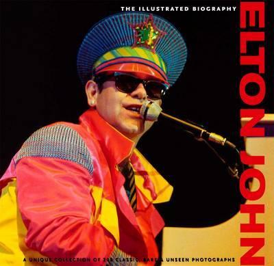 Elton John by Jane Benn image