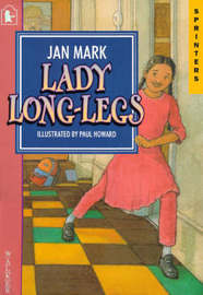 Lady Long Legs Big Book by Jan Mark image