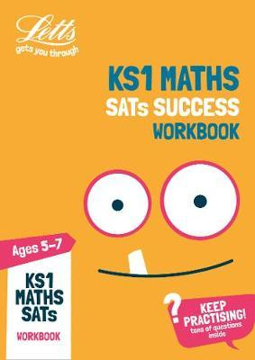 KS1 Maths SATs Practice Workbook by Letts KS1