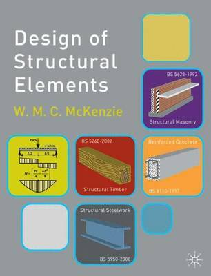 Design of Structural Elements by W.M.C. McKenzie image