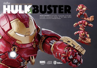 Marvel: Hulkbuster - Egg Attack Statue