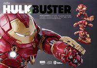 Marvel: Hulkbuster - Egg Attack Statue