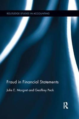 Fraud in Financial Statements by Julie E Margret image