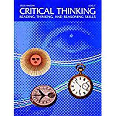 Steck-Vaughn Critical Thinking