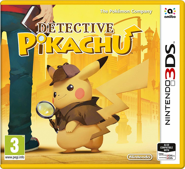 Detective Pikachu for Nintendo 3DS image