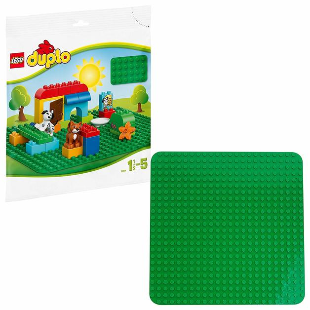 LEGO DUPLO: Building Plate Green (2304)