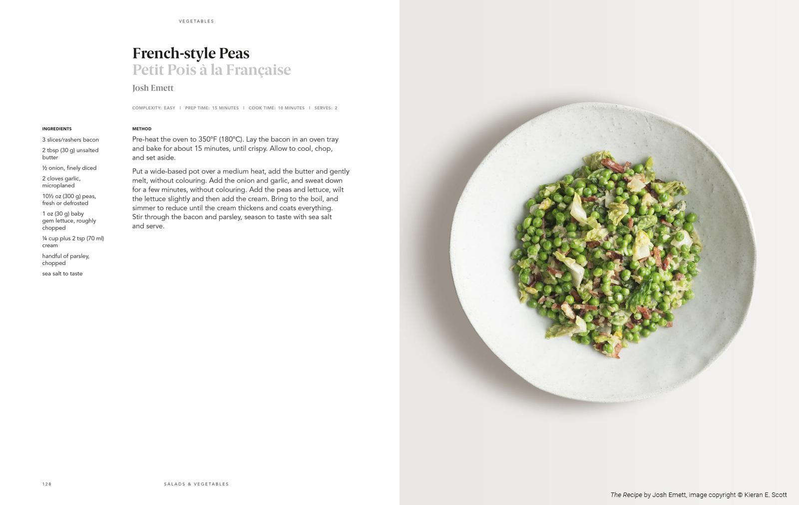 The Recipe by Josh Emett image
