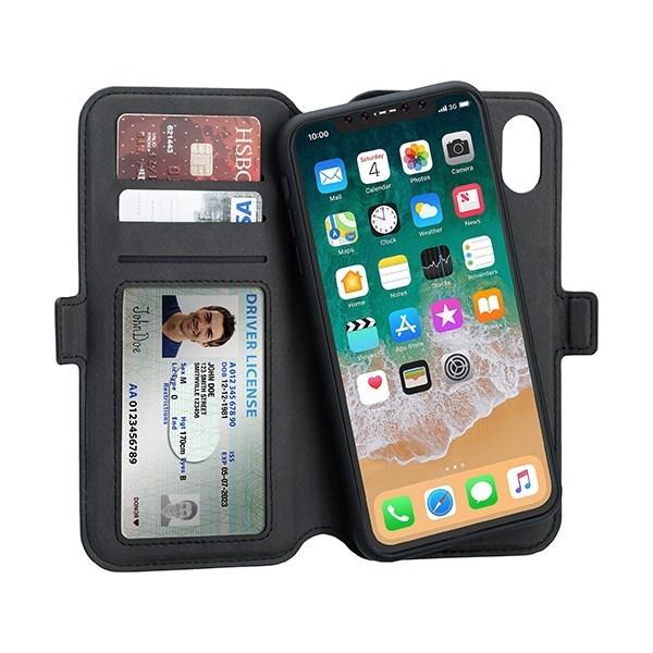 3SIXT: NeoWallet - iPhone XR - Black