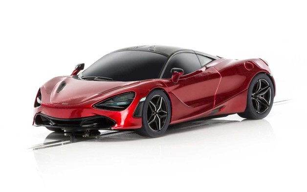 Scalextric: McLaren 720S Memphis Red - Slot Car