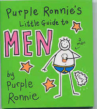 Purple Ronnie's Little Guide to Men by Giles Andreae image