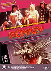 Monkey - Vol. 15 on DVD
