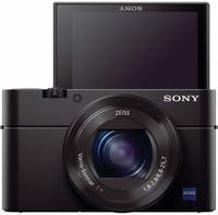 Sony: Cyber-Shot RX100 III Digital Camera image