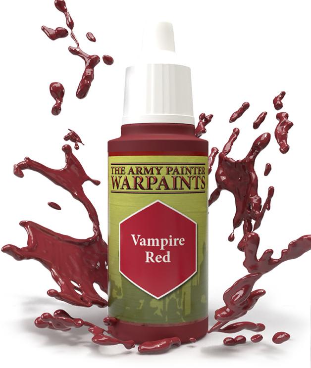 Army Painter: Warpaints - Vampire Red