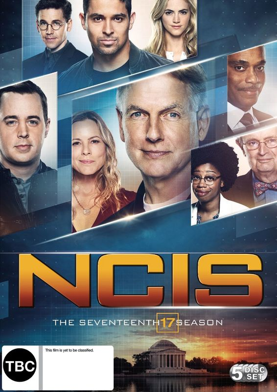 NCIS - Season 17 on DVD