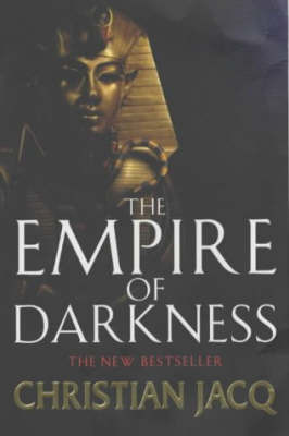 The Empire of Darkness by Christian Jacq image