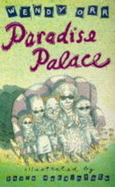 Paradise Palace by Wendy Orr image