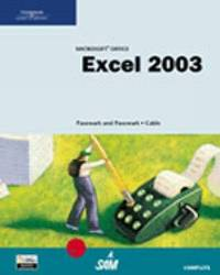 Microsoft Office Excel 2003: Complete Tutorial by Sandra Cable image