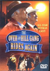 The Over The Hill Gang Rides Again on DVD