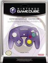 GameCube Indigo Controller for GameCube