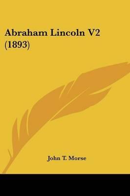 Abraham Lincoln V2 (1893) by John Torrey Morse Jr. image