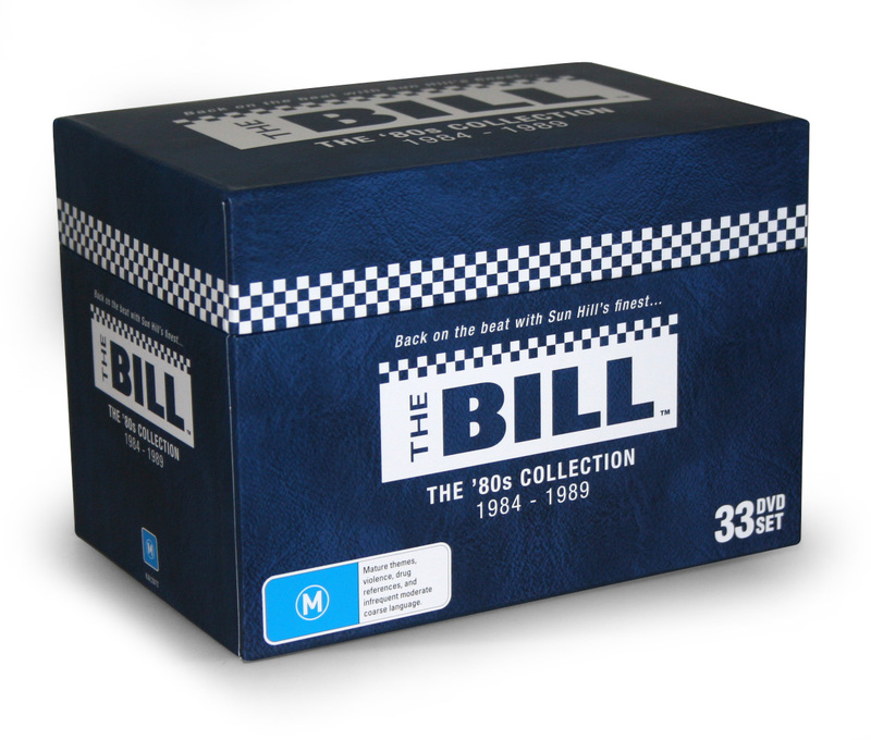 Warriors The New Prophecy Set The Complete Second Series: The Bill - The 80's Collection