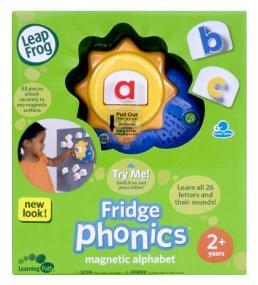 LeapFrog Fridge Phonics Magnetic Alphabet Set Lowercase Letters