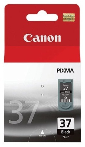 Canon Ink Cartridge - PG37 (Black)
