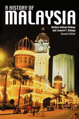 A History of Malaysia by Barbara Watson Andaya image