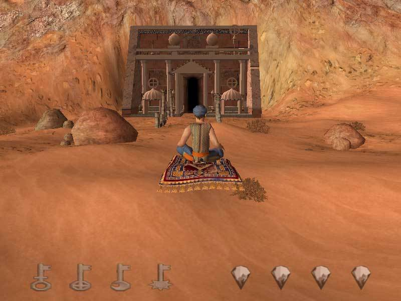 Quest for Aladdin's Treasure for PlayStation 2 image