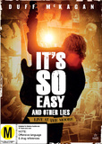 Its So Easy And Other Lies DVD