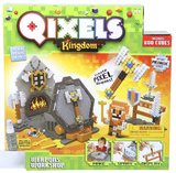 Qixels: Kingdoms - Weapons Workshop Playset