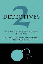2 Detectives by Robert Barr