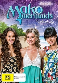 Mako Mermaids: Season 3 - Volume 2 on DVD