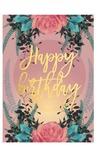 Happy Birthday Rose - Greeting Card